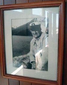 1932 john waynes first yacht  45 1932 John Waynes First Yacht