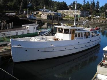 1932 John Wayne S First Yacht Boats Yachts For Sale