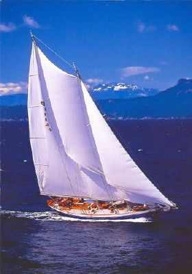 Staysail Schooner 1932 Schooner Boats for Sale