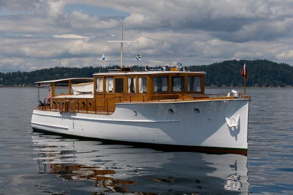 Boats for Sale & Yachts Stephens Bros ft Bridge Deck Motor Yacht 1932 1932 All Boats