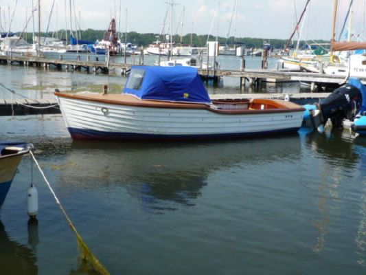 Boats for Sale & Yachts Classic Clinker Launch 1934 All Boats
