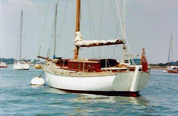 Boats for Sale & Yachts Harrison Butler Askadil 1934