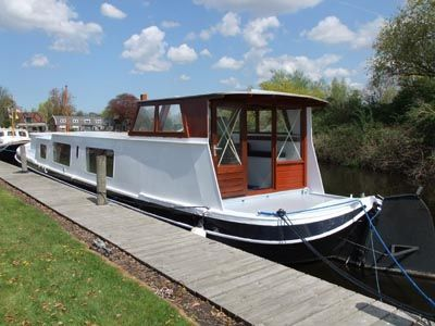 Boats for Sale & Yachts Barge, living 1936 All Boats
