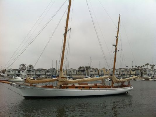 Herreshoff 58' Ketch 1936 Ketch Boats for Sale