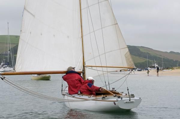 Boats for Sale & Yachts Salcombe A Class keel boat 1936 All Boats