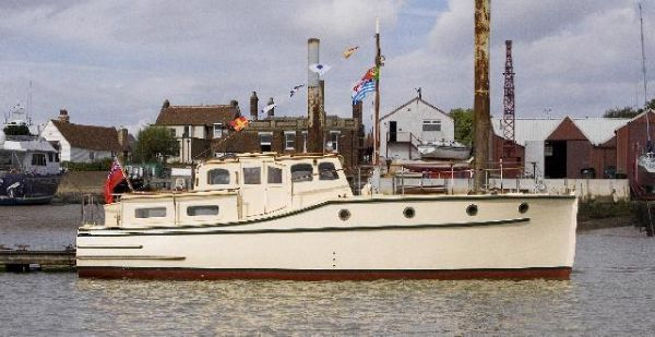 1937 brooke marine 32ft tsdy  1 1937 Brooke Marine 32ft TSDY