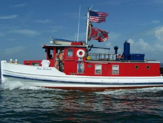 Chester Crosby & Sons Tug Motoryacht 1937 Boats for Sale ...