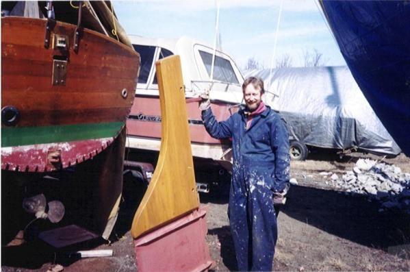 MUNROE Monroe 30 Motorsailer 1937 Sailboats for Sale