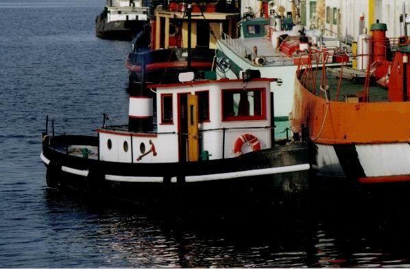 Steel tug boat 1937 Tug Boats for Sale