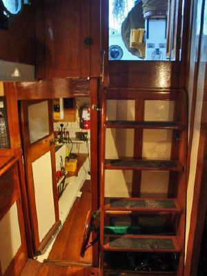 W E Forster Motor Sailer Ketch 1937 Ketch Boats for Sale