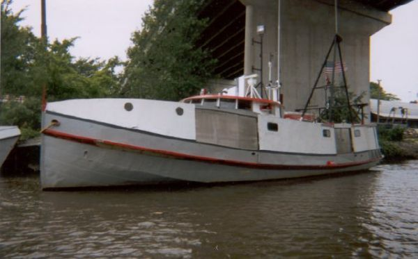 Boats for Sale & Yachts Great Lakes Commercial Fishing Vessel 1938