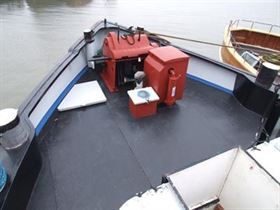 1938 dutch barge boats yachts for sale for Perm 132 motor for sale
