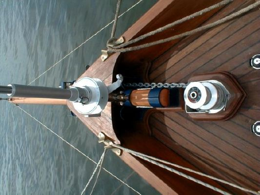 Laurent Giles Classic Sloop 1938 Sloop Boats For Sale
