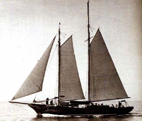 Crocker Gaff Schooner 1939 Schooner Boats for Sale