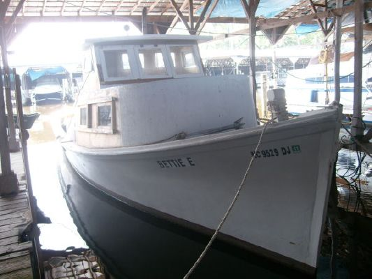 Downeast Commercial/Charter Fishing 1939 All Boats Commercial Boats for Sale Downeast Boats for Sale