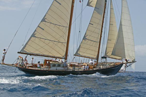 John Alden Schooner 1939 Sailboats for Sale Schooner Boats for Sale