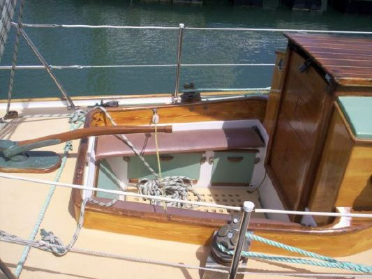 Classic Cutter 1940 Sailboats for Sale