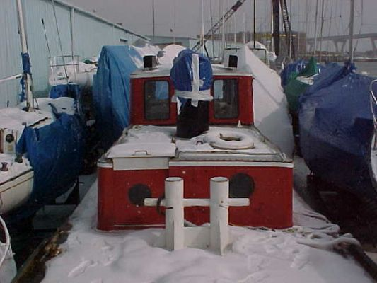 Classic Model Bow Tug 1940 Tug Boats for Sale
