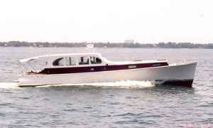 1940 consolidated marine 51 flush deck cruiser  1 1940 Consolidated Marine 51 FLUSH DECK CRUISER