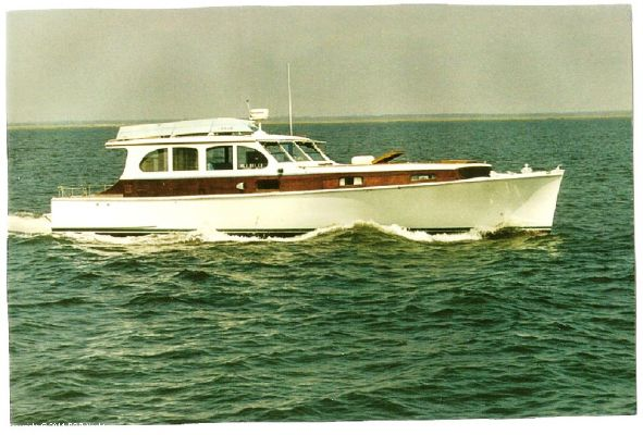 1940 consolidated marine 51 flush deck cruiser  4 1940 Consolidated Marine 51 FLUSH DECK CRUISER
