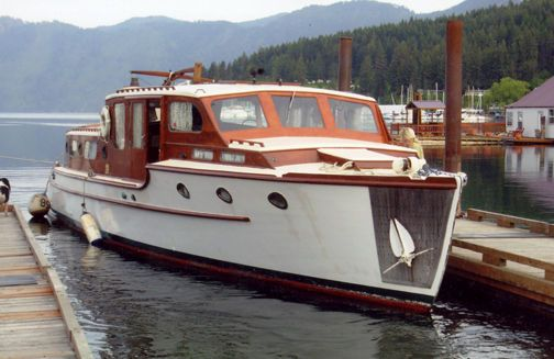 Boats for Sale & Yachts Shain Bridgedeck 1940 All Boats