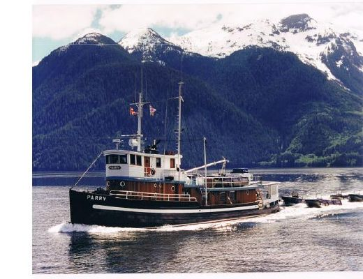 Boats for Sale & Yachts M/V Parry Westwind Tugboat Adventures 1941 Tug Boats for Sale