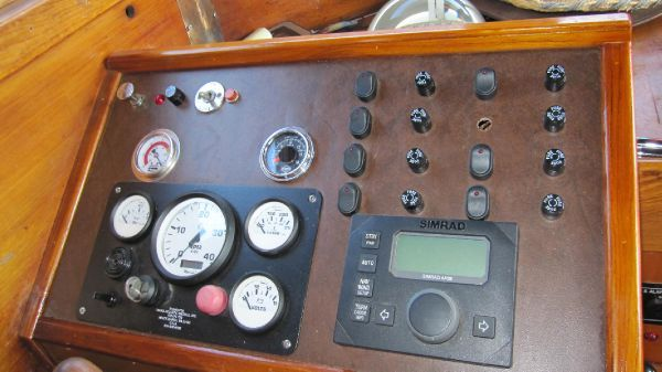 Charles Malcolm Custom Canadian Offshore Troller 1943 All Boats