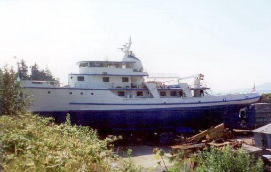 1944 livingston shipyard navy tug conversion  11 1944 Livingston Shipyard Navy Tug Conversion