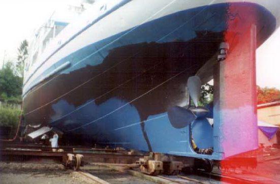 1944 livingston shipyard navy tug conversion  12 1944 Livingston Shipyard Navy Tug Conversion
