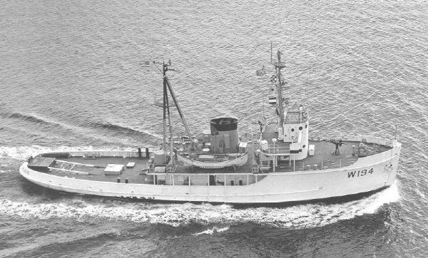 1944 livingston shipyard navy tug conversion  94 1944 Livingston Shipyard Navy Tug Conversion