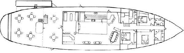 1944 livingston shipyard navy tug conversion  95 1944 Livingston Shipyard Navy Tug Conversion