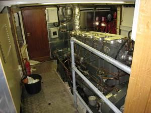 wooden Trawler Yacht 50 1944 Trawler Boats for Sale