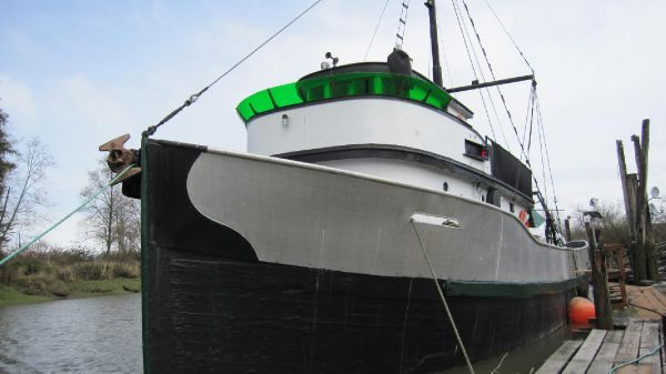 Converted Herring Seiner 1945 All Boats