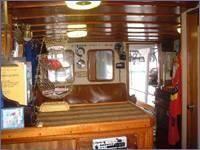 Long Beach Shipyard Monk Trawler 1945 Trawler Boats for Sale