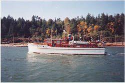 Monk Design BRIDGEDECK CRUISER 1946 All Boats