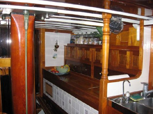 Boats for Sale & Yachts Brooks Brothers Australian Pilothouse Cutter 1947 Pilothouse Boats for Sale