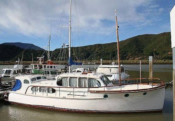 Col Wild 1947 All Boats