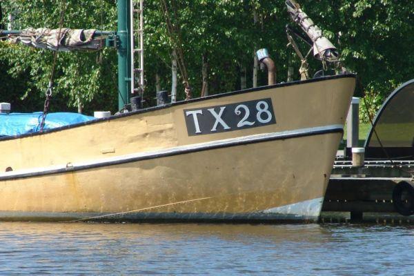 former Fishing vessel Ex. Fishing vessel 1947 All Boats