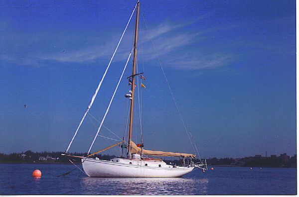 Boats for Sale & Yachts Joel Johnson 30 Cutter 1947 Sailboats for Sale