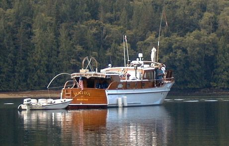 Boats for Sale & Yachts Monk Flush Deck Motor Yacht 1947 All Boats