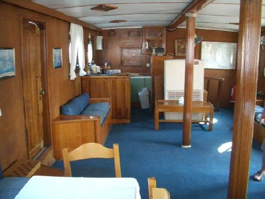 Converted Cargo Vessel MS S/406387 1948 All Boats