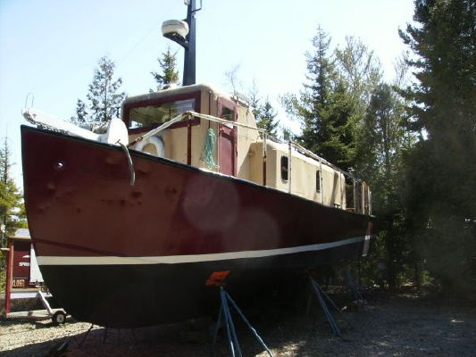 Marine Supply Custom Tug 1948 Tug Boats for Sale