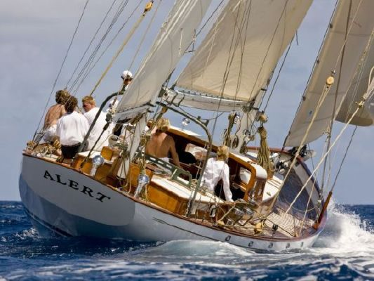 Philip L. Rhodes Classic Cruising Ketch 1948 Ketch Boats for Sale