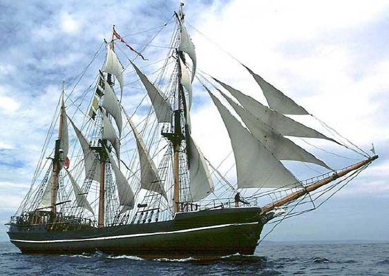 1948 Three Masted Barque - Boats Yachts for sale