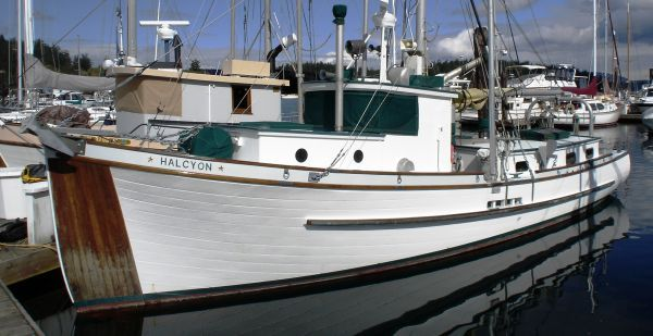 1948 william garden troller conversion boats yachts for sale