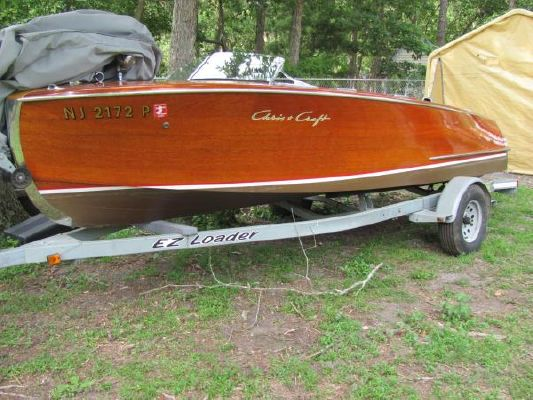 Chris Craft 18' Riviera 1949 Chris Craft for Sale Riviera Boats for Sale