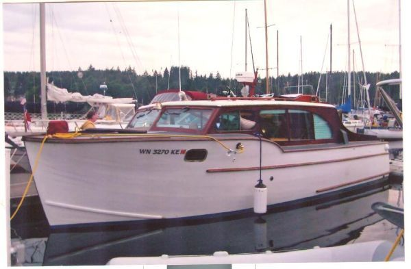 Monk Sedan 1949 All Boats