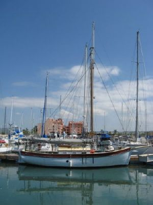 Bristol Channel Cutter Forerunner 1950 Sailboats for Sale