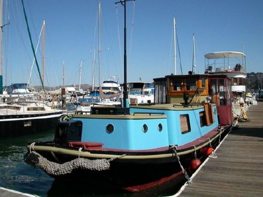 Boats for Sale & Yachts De Vries Dutch Canal Barge 1950 All Boats