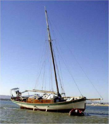 1950 gaff cutter boats yachts for sale for Fishing gaffs for sale